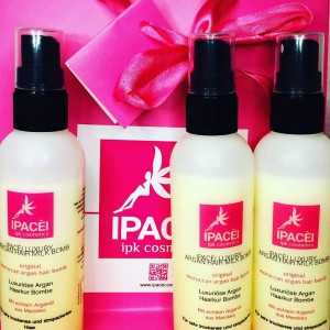 Ipacei Luxury argan hair milk bomb original maroccan argan hair bomb Haarkur Bombe